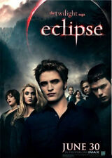 Art Poster Deco - THE TWILIGHT SAGA ECLIPSE Vampire Movie Silk Fabric Print 5356