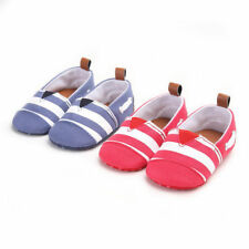 Baby Infant Newborn Toddler Shoes Boys Girls Soft Sole Sneaker Canvas Shoes