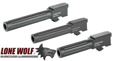 Lone Wolf Conversion 9mm Fluted Barrel for Glock .40 & .357 - 22 31 23 32 27 33