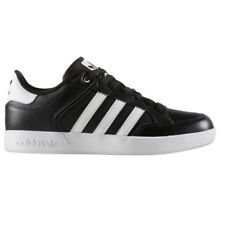 Adidas Men Trainers VARIAL LOW BLACK MEN'S SHOES SKATE SHOES NEW by4055