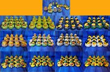 12 US Army Combat Ready Tactical Support Dress Uniform Proper Rubber Ducks Party