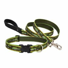 "NEW Lupine Pet Originals 1"" Adjustable Dog Collar or Leash in Brook Trout"
