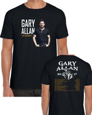 Gary Allan tour dates 2017 t-shirt USA SIZE S M L XL 2XL XXL