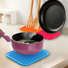 Silicone Pot Holder Heat Resistant Placemat Pat Coaster