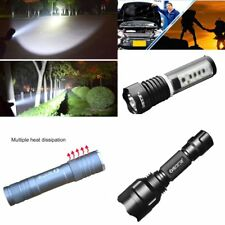 4 Style Outdoor Camping Hiking Super Bright Torch Lamp Night Light Flashlight OA