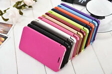 Luxury flip cover Holster PU Leather Case for Huawei Honor GR3 GR5 GT3 5X 5S 5C