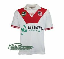 NEW St George-Illawarra Dragons 1999 Retro Rugby League Jersey
