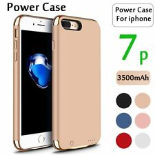 Power Bank Battery Case For iPhone 7P Power Charger Cover Backup Case 3500mAh