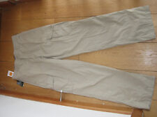 MARKS AND SPENCERS BEIGE KHAKI CARGO COMBAT TROUSERS 30 W 33 L BNWT BLUE HARBOUR