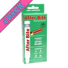After Bite The Itch Eraser for Insect Bites, Instant Relief, 0.5 oz, 4 Pack
