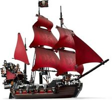 QUEEN ANNE'S REVENGE 1151pcs Pirates Of The Caribbean 4195 LEGO compatible 16009