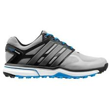 NEW MEN'SADIDAS ADIPOWER SPORT BOOST GOLF SHOES GREY/WHITE Q46927 - PICK A SIZE
