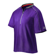 Mizuno Youth Comp Short-Sleeve Batting Jacket