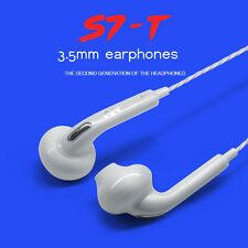 3.5mm Earphone For Samsung Series Stereo Headphones With Microphone Jack Bass