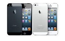 Apple iPhone 5 16/32/64GB (AT&T Cricket +More) Black White 4G LTE Smartphone