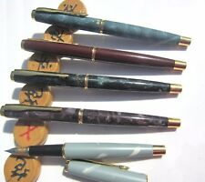 new old stock rare Vintage Wing Sung fountain pens 842# Fine Nib Metal pole
