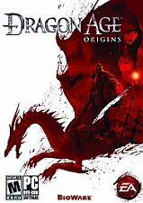 Dragon Age 1 Origins PC Games Windows 10 8 7 XP Computer rpg role-playing