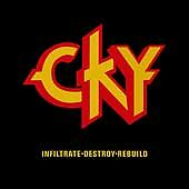 Infiltrate.Destory.Rebuild [PA] by CKY (CD, Sep-2002, Island (Label)) mint cond