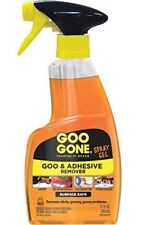 Goo Gone Original Spray Gel - Removes Chewing Gum, Grease, Tar, Stickers, Labels