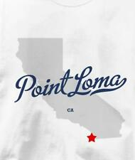 Point Loma, Neighborhood of San Diego, California CA  T Shirt All Sizes & Colors