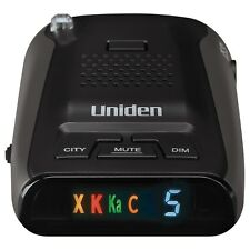 Uniden LRD350 Long-Range Radar Laser Detector w/Icon Display Police Speed New