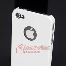 Colorful Electroplating Snap-On Smooth Hard Case Cover For Apple iPhone 4 4S