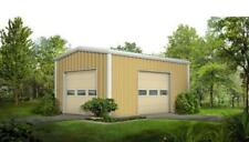 Steel Buildings - 18' Wide Metal Buildings FREE Shipping, Local Installation ava