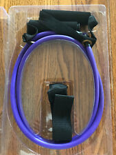 Fitness Resistance Band Purple For Yoga, Pilates, or Working Out