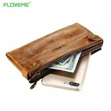 Original Multi-Function Wallet Purse Leather Case With Card Slot For iPhone 6 6S