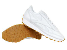 Reebok Classic Aztec Garment and Gum Leather Women's Sneakers White Trainers