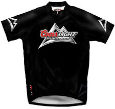Primal Wear Coors Light Beer Cycling Jersey Men's Short Sleeve bicycle bike +sox