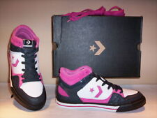 Sports shoes high sneakers Converse All Star woman girl shoe leather 35 38,5