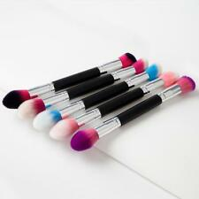 Soft Double Ended Eyeshadow Eyebrow Powder Concealer Cream Makeup Brush