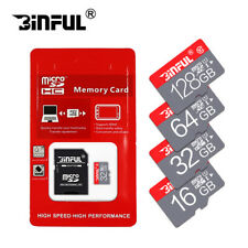 High Speed Micro SD Card 4GB 8GB 16GB 32GB 64GB TF Card SDHC/SDXC With Adapter