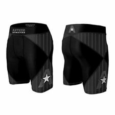 MMA Vale Tudo Muay Thai BJJ Compression Shorts Helo-X Anthem Athletics