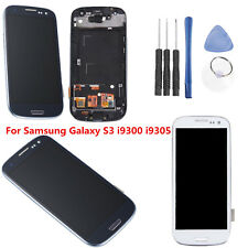 Genuine Touch Screen Digitizer LCD Display For Samsung Galaxy S3 i9300 i9305 #GY