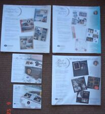 "Creative Memories 12""x12"" Scrapbook Pages or Page Protectors - YOUR CHOICE"