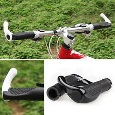 2PCS Road MTB Mountain Bicycle Bike Cycling Lock-On Handlebar Hand Bar End Grips