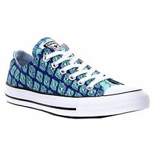 Converse Chuck Taylor All Star Ox Indigo Womens Canvas Low Top Trainers