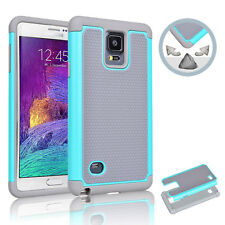 Hybrid Rugged Shockproof Rubber Hard Cover Case Skin for Samsung GALAXY S3 S4 S5