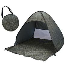 Pop up Ins Portable Beach Tent Light Weight Foldable Hiking Outdoor Camping