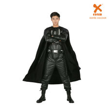 Darth Vader Cosplay Costume Movie Star Wars Outfit Supreme Dress Adult Updated