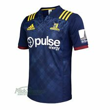 NEW Highlanders 2018 Replica Home Rugby Jersey by adidas
