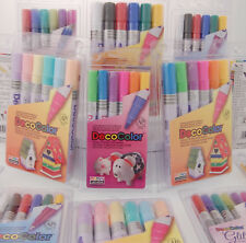 Marvy Uchida DecoColor Glossy Oil Base Paint Marker - Many Styles - Your Choice