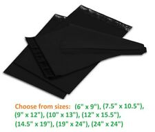 5-10,000 Poly Mailers Shipping Envelopes Self Sealing Plastic Mailing Bags Black