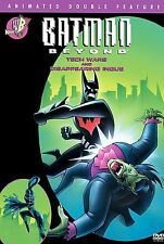 Batman Beyond: Tech Wars/Disappearing Inque (2004, DVD)