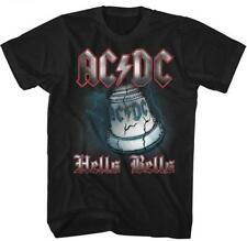 ACDC Malcolm Angus Young Classic Rock Band Guitarist CONCERT Adult T-Shirt 14