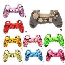 Rubber Case Skin Grip Cover Housing Shell for Sony PS4 Controller Gamepad