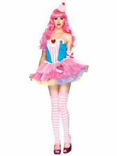 Sugar and Spice Cupcake Food Katy Perry Birthday Party Women Costume