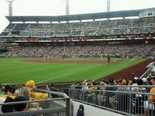 1-6 St. Louis Cardinals @ Pittsburgh Pirates PNC Tickets 5/25/18 Sec 131 Row E